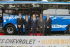 CHEVROLET REGRESA AL MERCADO DE BUSES CON UNA NUEVA ALTERNATIVA