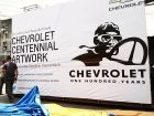 Chevrolet Centennial Artwork - Transport