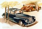 Advertisement for the Opel Kapitän, 1938 - 40