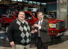 Chevrolet, Cadillac, Buick and GMC Receive Awards At Chicago Auto Show