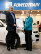 Governor Rick Snyder Presents Chevy Centennial Proclamation