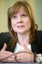 GM CEO Mary Barra Testifies Before Senate Subcommittee