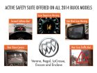 Active Safety Suite Offered On All 2014 Buick Models