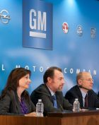 GM Outlines Aggressive Plan for Profitable Growth