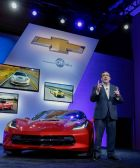 Chevrolet and OnStar at CES - 4G, AppShop and Performance Data Recorder
