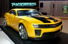 "Chevrolet Camaro – from ""Transformers: Revenge of the Fallen"""