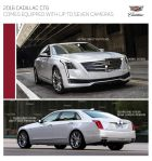 2016 Cadillac CT6 equipped with up to seven cameras