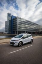 General Motors has begun testing fully autonomous development fleet vehicles on public roads in Michigan, starting with roads nearby its Technical Center in Warren.