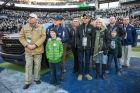 Chevrolet Honors Wreaths Across America At Army-Navy Game