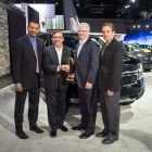 Chevrolet Awards at AutoMobility LA - Los Angeles Auto Show