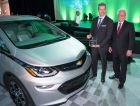 Chevrolet Bolt EV Named Green Car of the Year