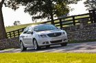 2015 Buick Verano Turbo in White Diamond Tricoat