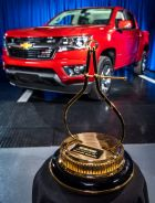 Chevrolet Colorado Named 2015 Motor Trend Truck of the Year