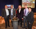 Chevrolet Colorado Team Receives Motor Trend Truck of the Year Award