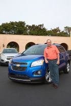 John Ratu, 2015 Chevrolet Trax Vehicle Performance Manager