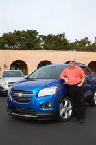 Jim Brown, 2015 Chevrolet Trax Program Manager
