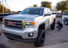 2014 GMC Sierra Trucks On Dealer Lot,GMTruckSales02.jpg