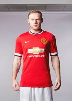 Manchester United to Wear New Chevrolet-Branded Shirt