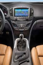 New Opel Insignia with touchpad