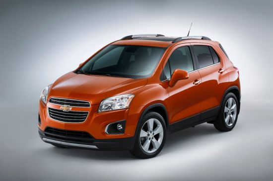 Chevrolet Gm To Debut Small Suv Trax In China And The U S