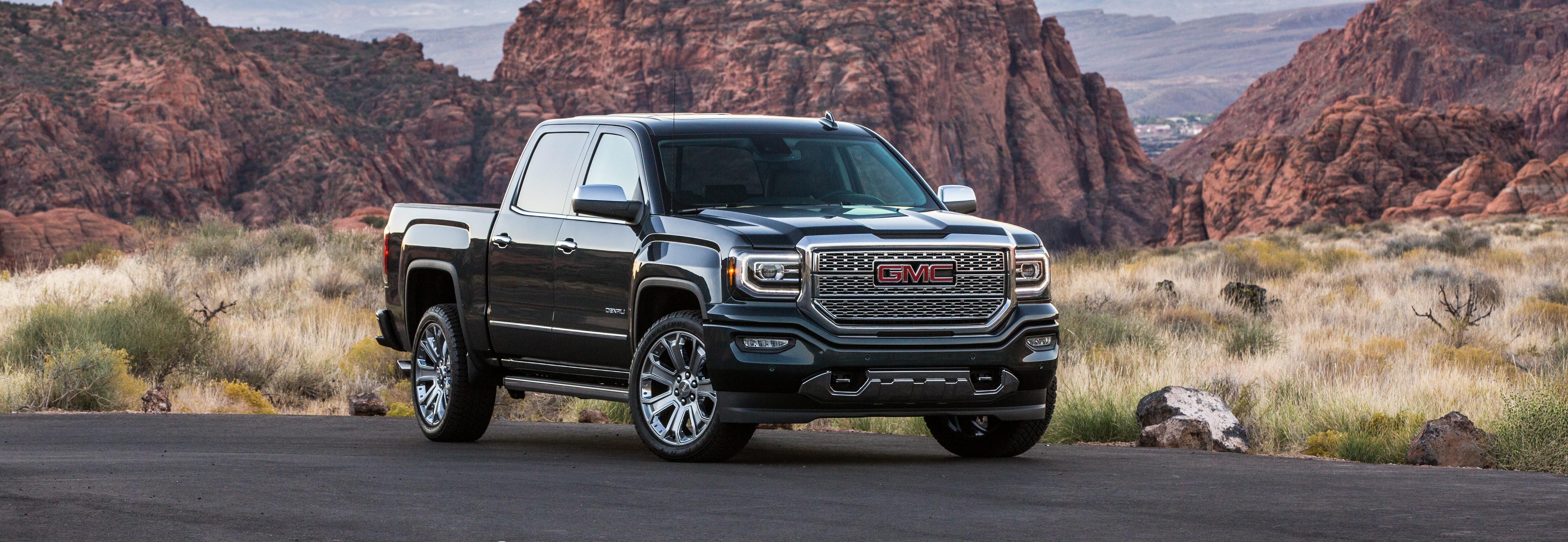 2018 Sierra Denali 1500: Pickup Truck - GMC