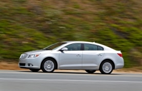 2013 Buick LaCrosse with eAssist technology
