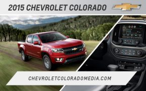 2015 Chevrolet Colorado Media Site