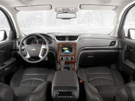 Chevrolet Traverse Tablero