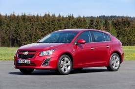 Chevrolet Cruze hatchback (MY 2013)