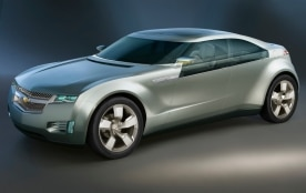 Chevrolet Volt /Concept Electric Vehicle