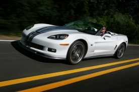 Chevrolet Corvette 427 Convertible (U.S.)