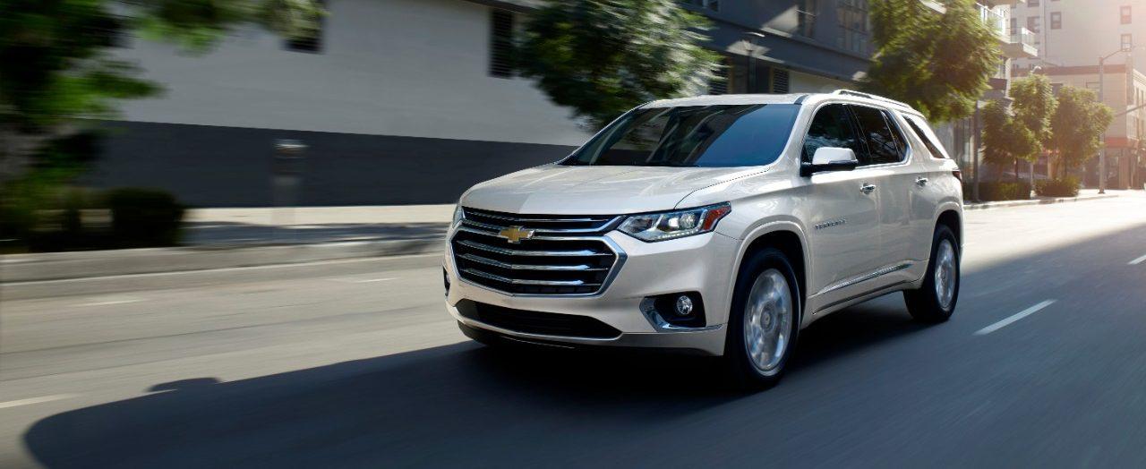 2019 Chevrolet Traverse Crossover
