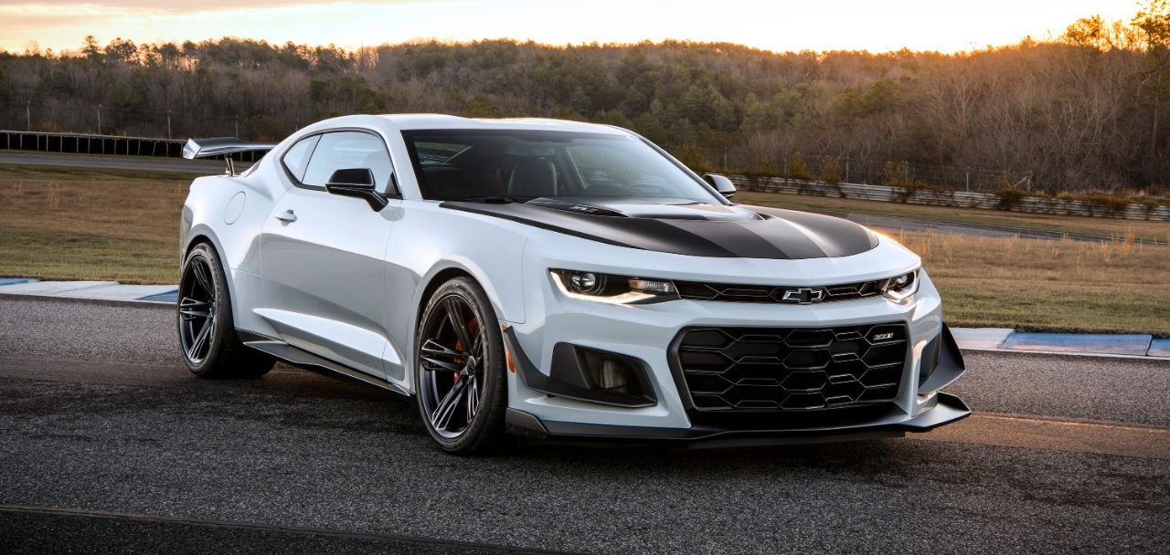 2018 Chevrolet Camaro ZL1 Product Information