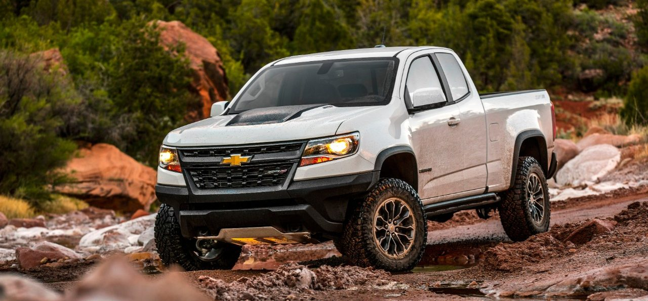 Chevy Colorado 2018 >> 2018 Chevrolet Colorado Zr2