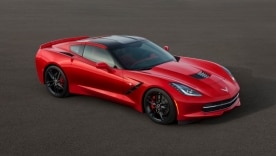 Chevrolet News   United States   Corvette/Convertible