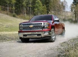 Chevrolet Pressroom - United States - Silverado