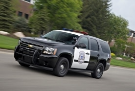 2013 Chevrolet Tahoe PPV 2WD