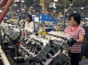 Duramax Engine Plant Images