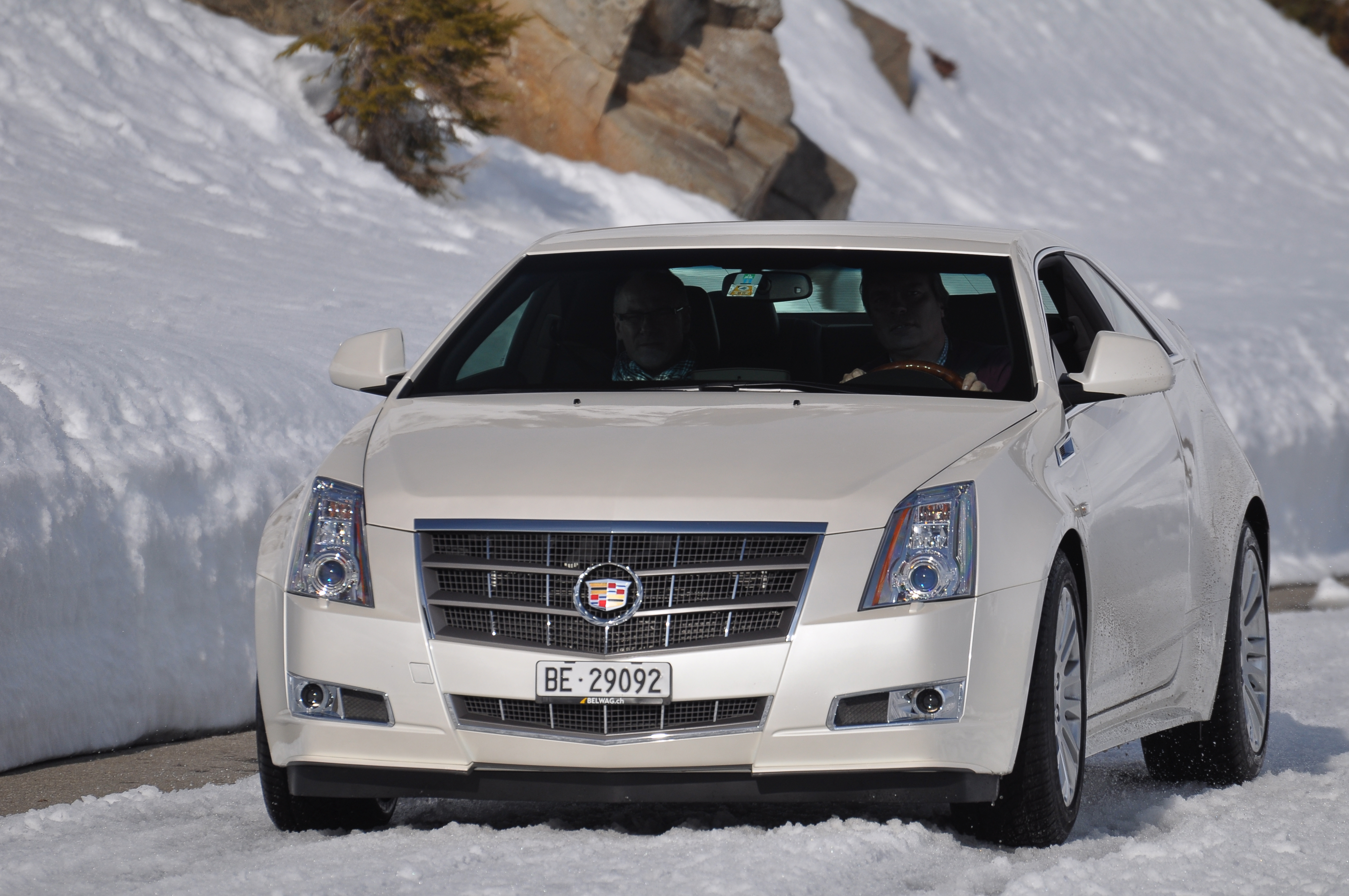 Cadillac CTS AWD Coupe is AutoBild Allrad Car of the Year