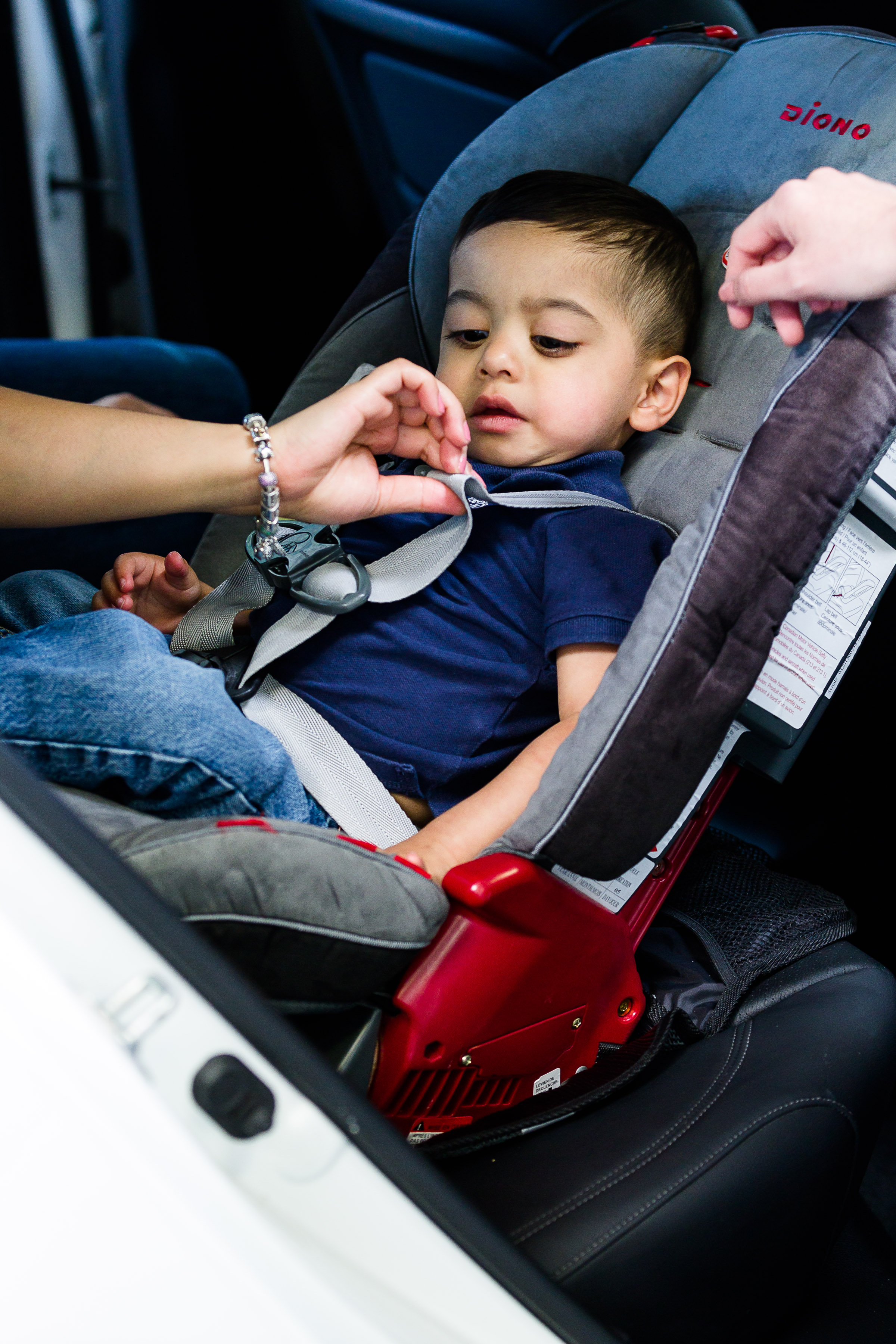 Families Can Visit Selected Chevrolet Dealerships In Toronto And Vancouver By Appointment To Learn How Properly Install Their Childs Car Seat No