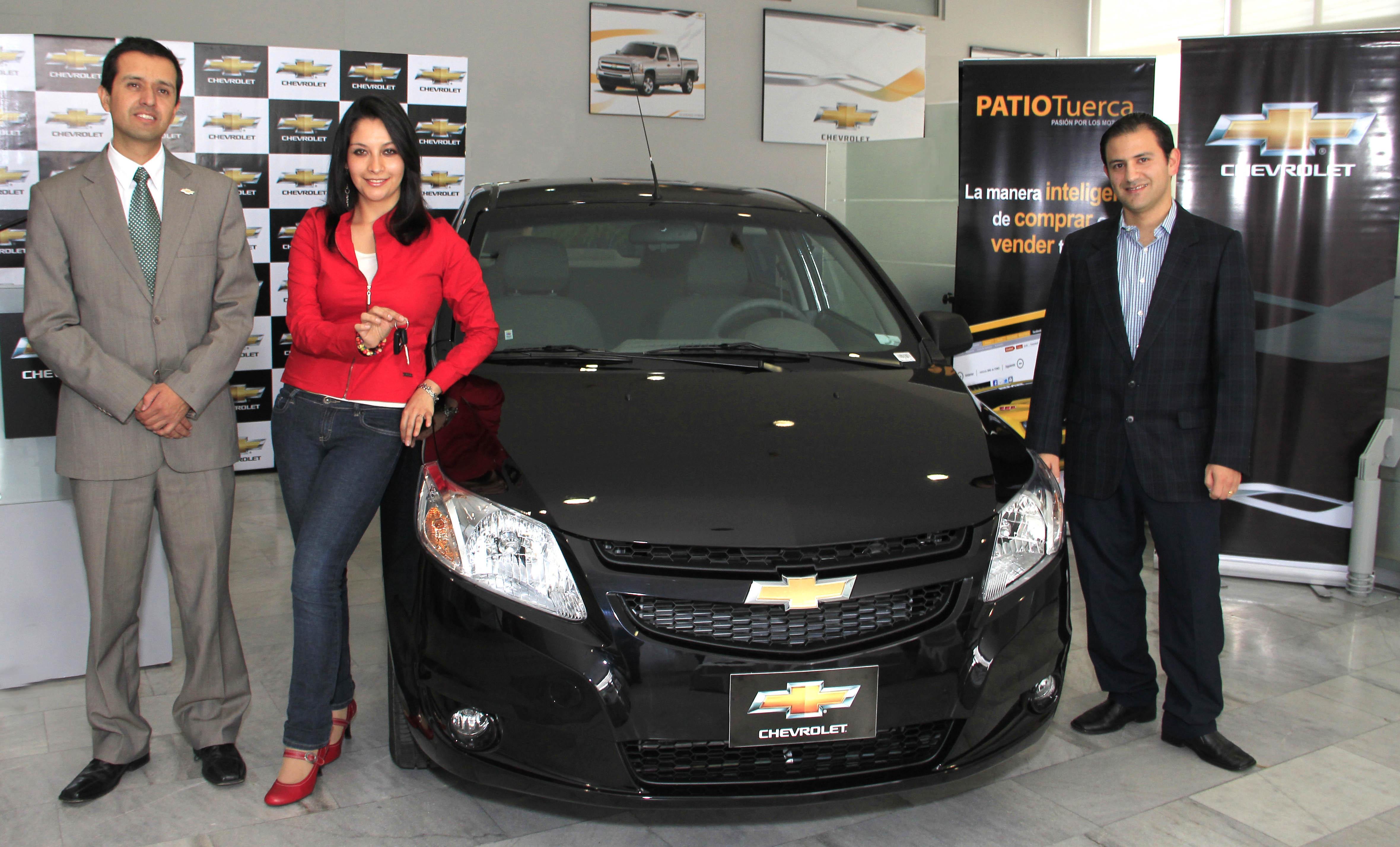 Chevrolet y Patio Tuerca revolucionan los medios digitales y