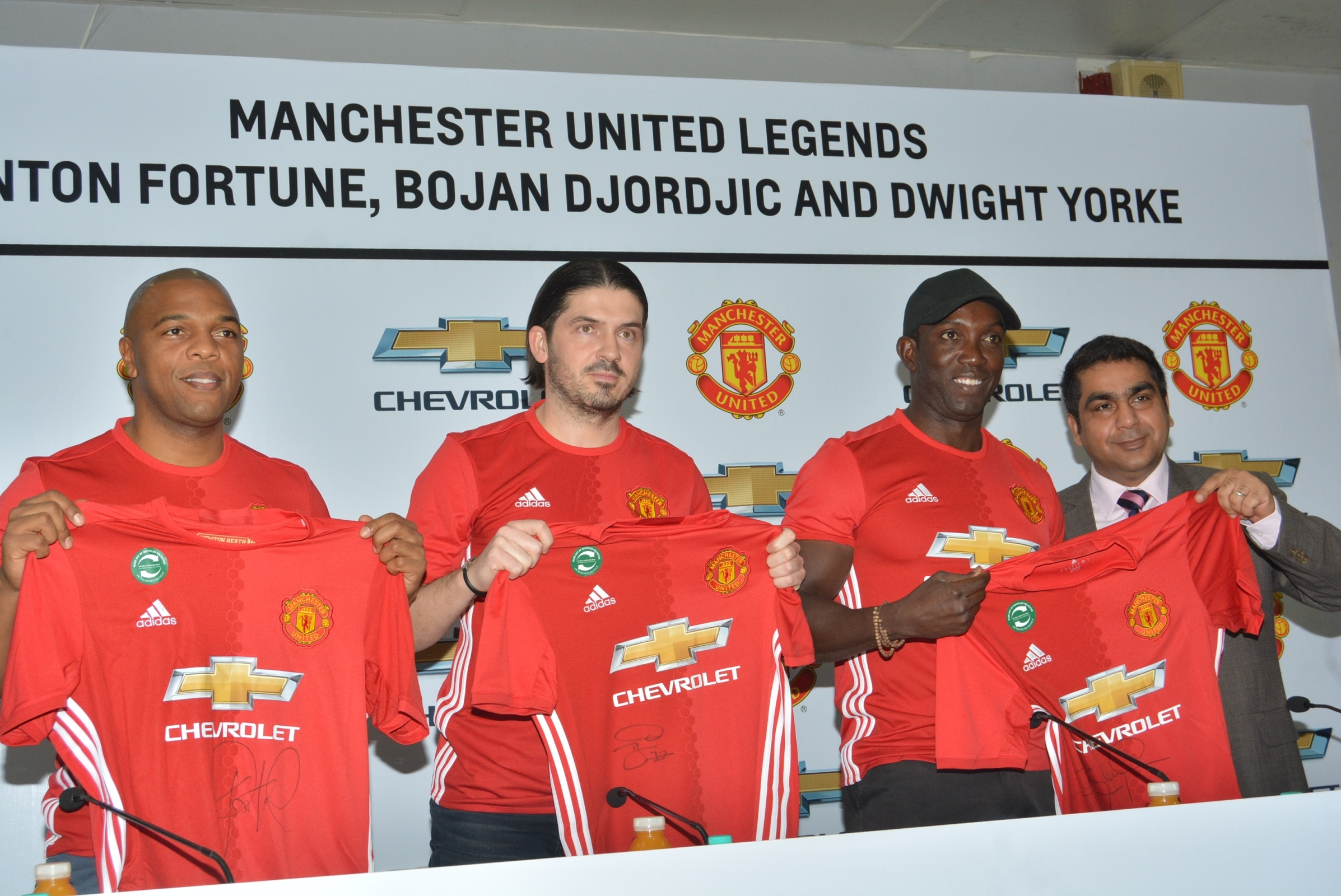 Chevrolet hosts Manchester United fan party ILOVEUNITED at