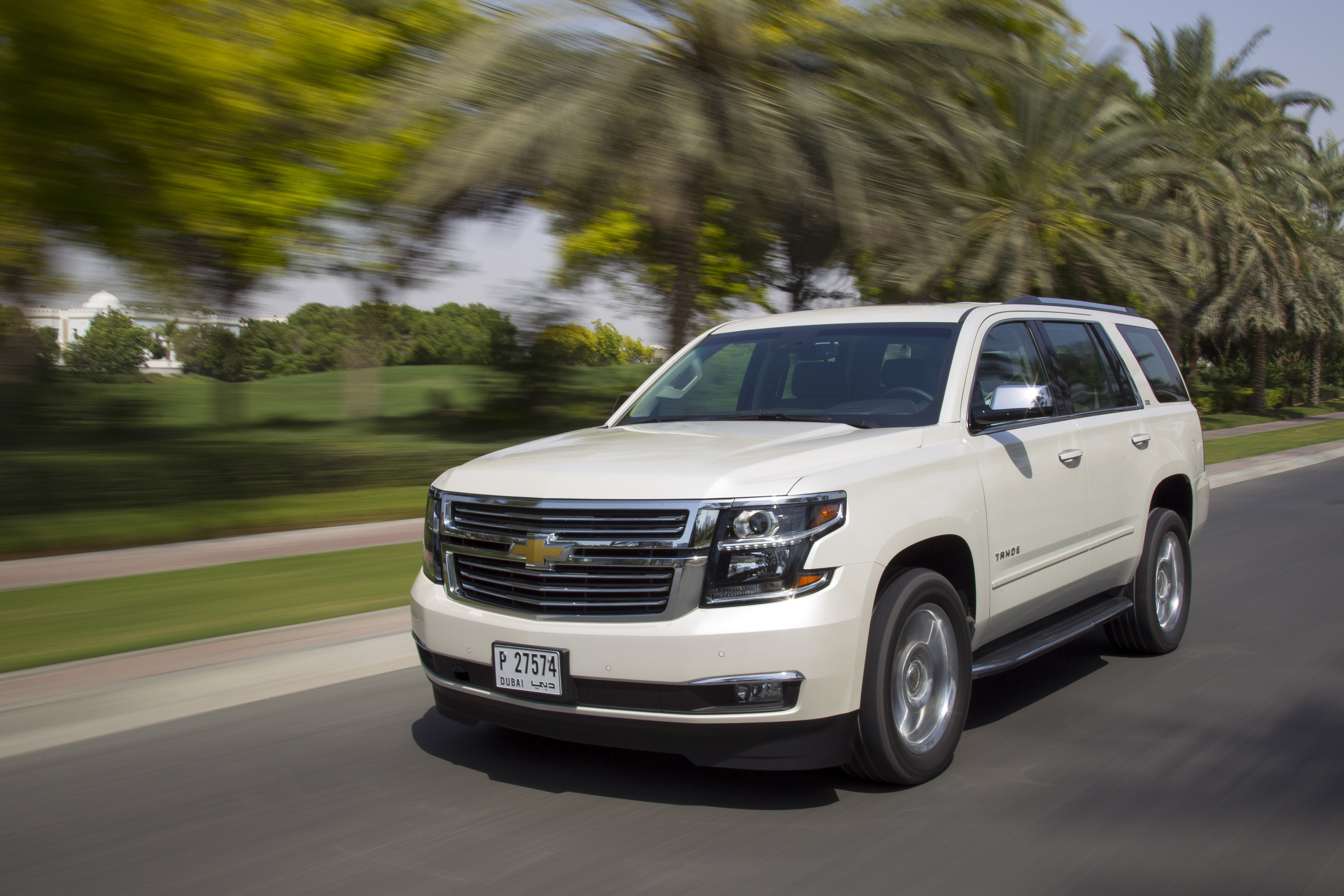 All New Tahoe and Suburban Are Perfect Family SUVs