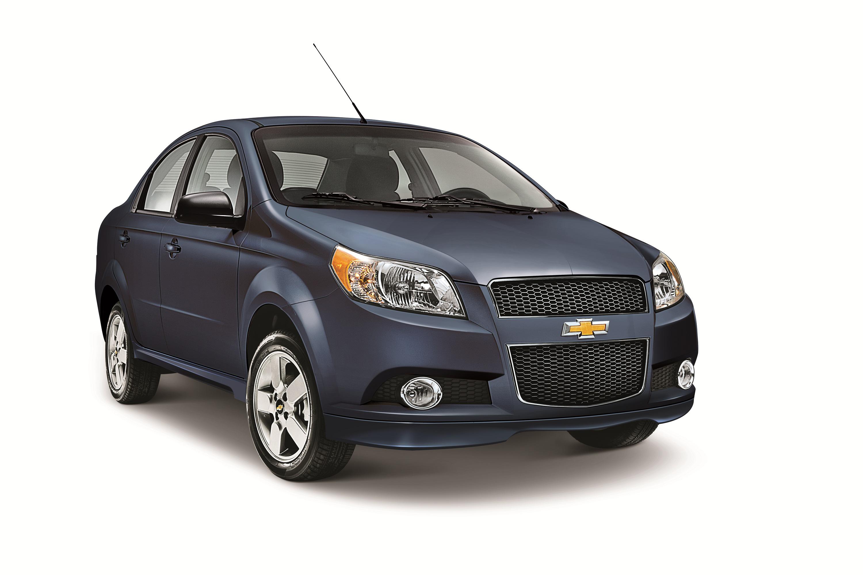 Chevrolet presenta rediseño de Aveo con una imagen renovada