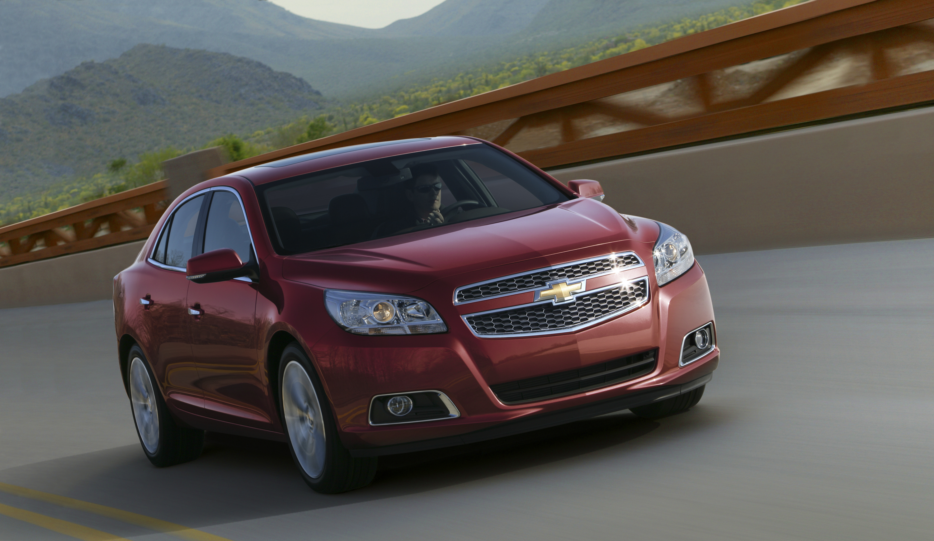 All-New 2013 Chevrolet Malibu Gives Customers More