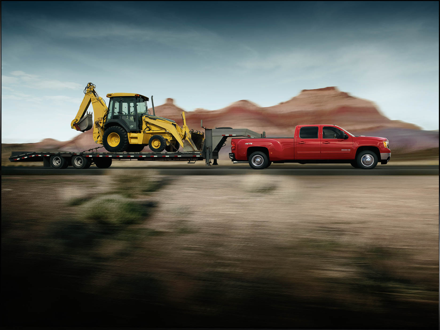 Gmc Sierra 3500hd Wins Best Overall Hd Truck 3500 Dually Download This Photo