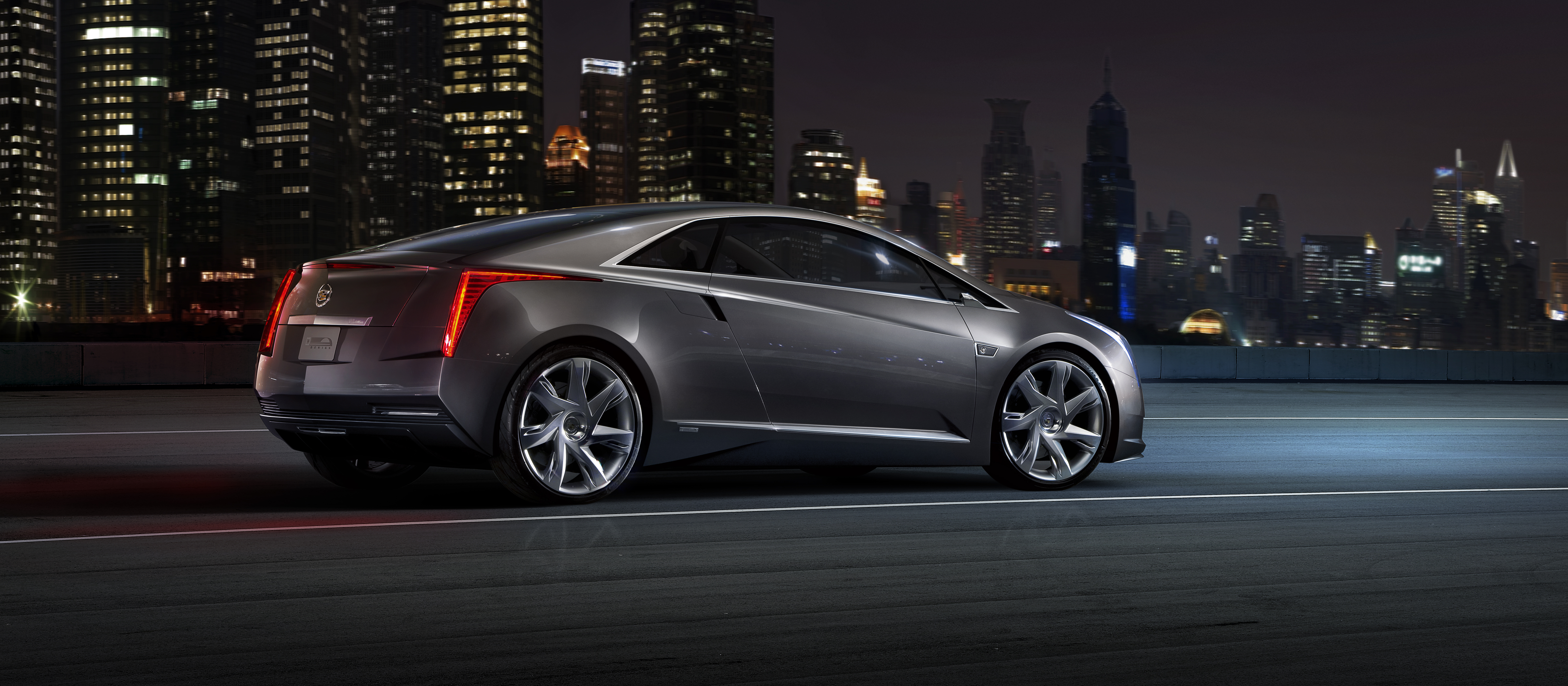 Electric Concept Car Comes to Life as Cadillac ELR
