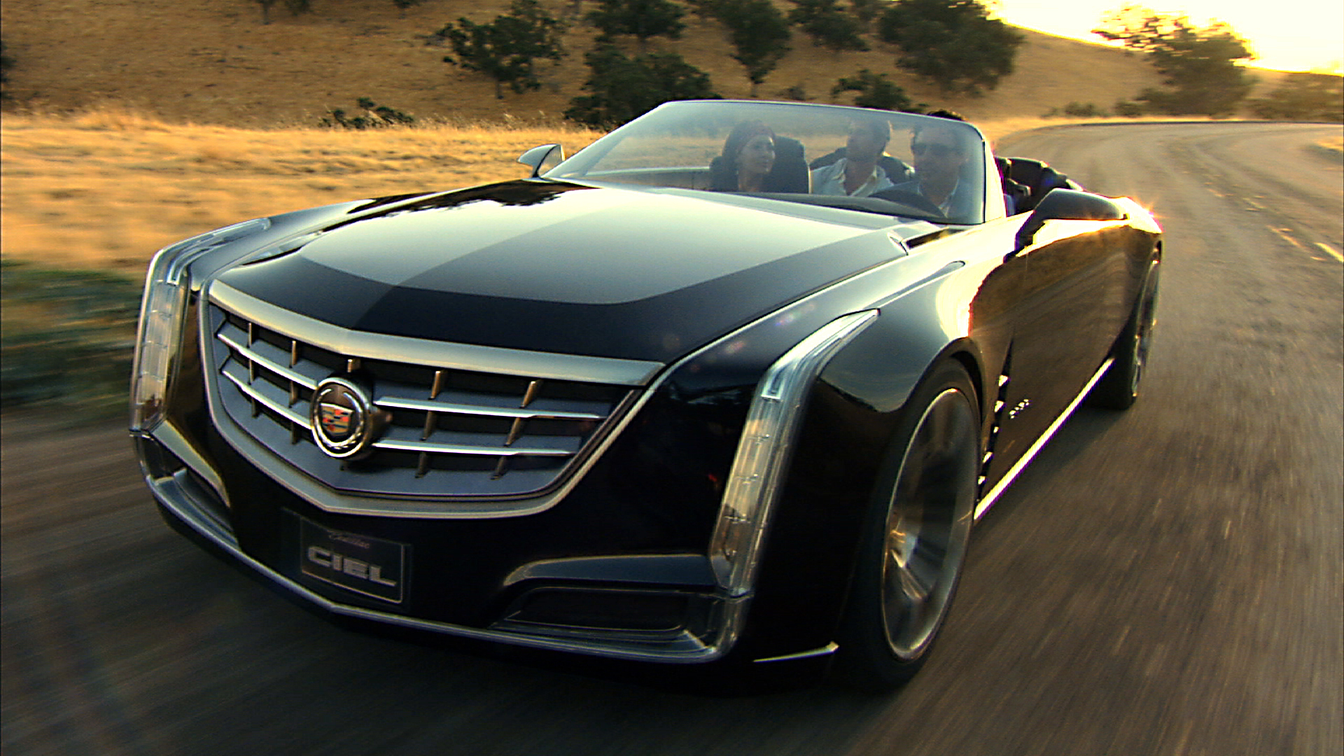 Awesome Cadillac Ciel. * Download The Image Above