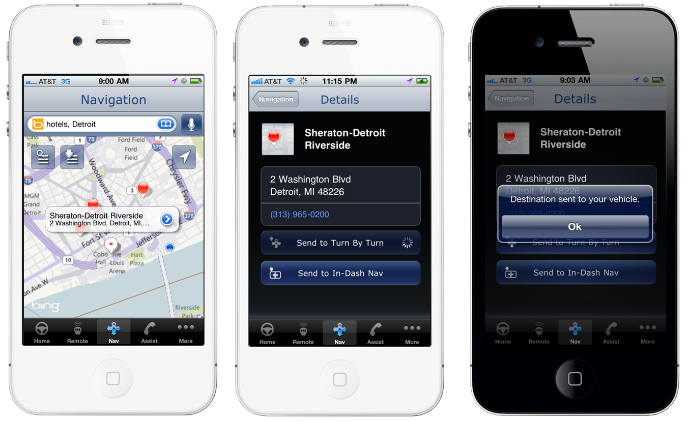 Onstar Mobile App >> Onstar Helps Your Phone Tell Your Car Where To Go