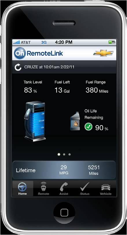 Onstar Mobile App >> Onstar Mobile App Now Called Onstar Remotelink